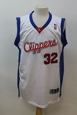 BNWT ADIDAS Men's Blake Griffin Signed LA Clippers Basketball Jersey UK42