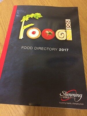 slimming world 2017 Food Directory