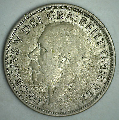 1928 Silver Shilling Great Britain UK Coin You Grade YG