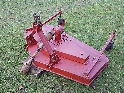 5ft Mower/topper for compact tractor or Ferguson