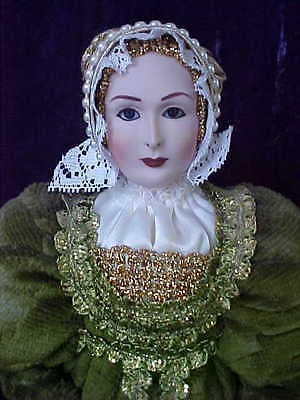 Royal Heritage Collection Brenda Price King Henry VII Wife Anne of Cleves Doll