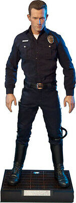 TERMINATOR 2 ~ T-1000 HD Masterpiece 1/4th Scale Action Figure (Enterbay) #NEW