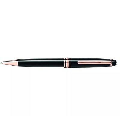 Mont Blanc Meisterstuck Red-Gold Plated Pen