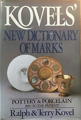 Dictionary of Marks on Pottery & Porcelain