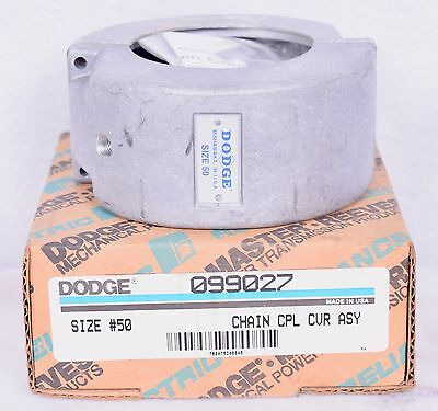 NEW NIB Dodge Size #50 Chain Coupling Cover Assembly PN: 099027