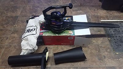 Toro Electric Leaf Blower 12 amp, Variable speed