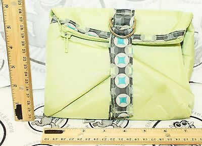 Safety 1St Baby Green Bag - Deluxe Wrapping Clutch Carry Travel 'case Only'