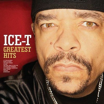 New ICE-T Greatest Hits Vinyl LP RSD 2014