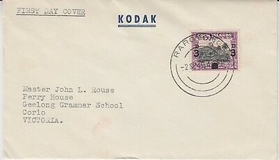 Cook Is. - Special Events, Views, People, & Anniversaries (23no. FDC's) 1940-95