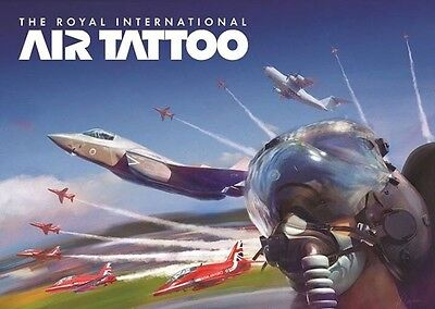 RIAT 2017 - 2 Adult Tickets Including Car Parking Sunday 16 July
