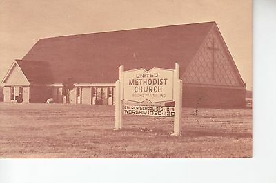 Sepia United Methodist Church Rolling Prairie Ind IN