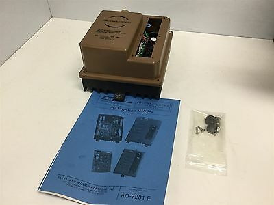 Cleveland Motion Controls MPS-04343 Adjustable Speed DC Drive, 115/130VAC