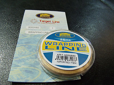 Gold Whipping Thread 25m for fishing rods