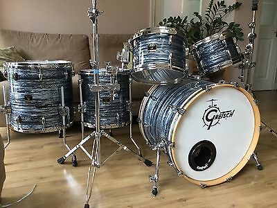gretsch renown maple oyster pearl drum kit