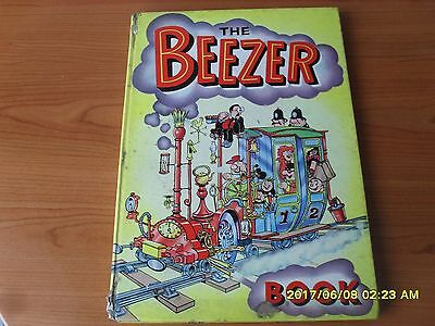 the beezer book annual 1962? vintage annual