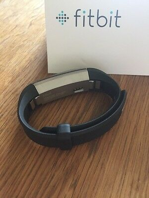 Fitbit Alta Small Black Brand New With Charger