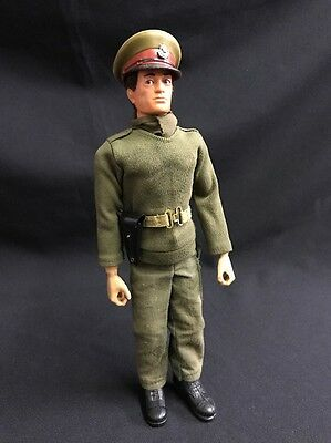 Vintage Action Man with Eagle Eyes.