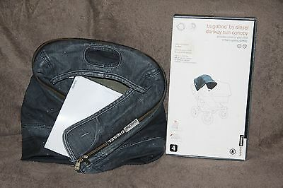 Brand New Bugaboo Diesel Donkey Buffalo Special Edition Hood Canopy Extendable