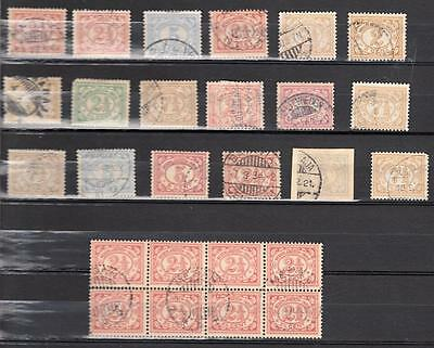 Netherlands and Colonies in Large Stockbook, mint and unsed - AWESOME !!!