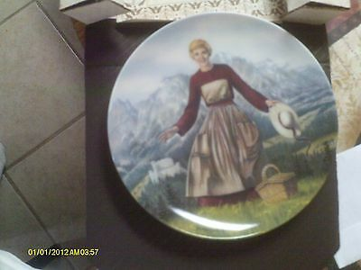 """Bradford Exchange 8 1/2"""" Sound Of Music Collector's Plate"""
