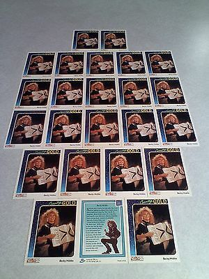 *****Becky Hobbs*****  Lot of 24 cards