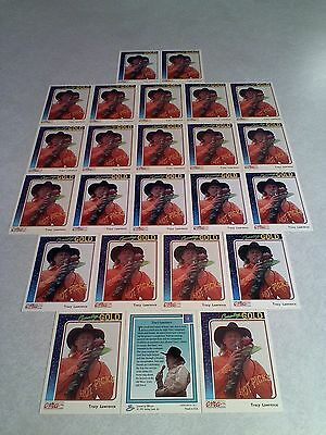 *****Tracy Lawrence*****  Lot of 24 cards