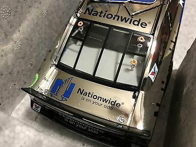 2016 Dale Earnhardt Jr SAMPLE Prototype Salutes Color Chrome car 1 of ??