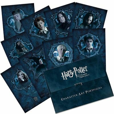 Harry Potter & The Prisoner Of Azkaban Uk Exc. Lithograph Art Set 9 x A3 Prints