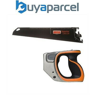 Bahco EX-20-XT11-C Ergo Handsaw System for Fine Cutting in Hard Wood 20in