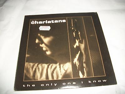 """The Charlatans- The Only One I Know Vinyl 7"""" 45Rpm Ps"""