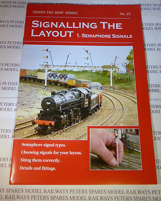 Peco No: 22 Shows You How Series: Signalling The Layout 1. Semaphore