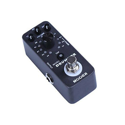 MOOER MDM-1 Drum Machine Effektpedal