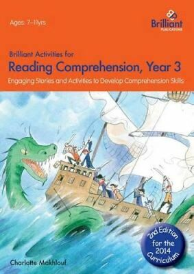 Brilliant Activities for Reading Comprehension, Year 3 Engaging... 9781783170722