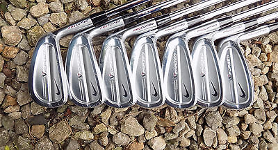 NEW Set of 7 x Nike VR Pro Combo Irons 4-PW N.S.Pro 950GH Regular Steel Shafts