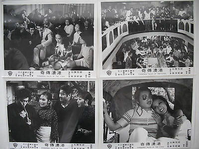 FORBIDDEN TALES OF TWO CITIES shaw brothers b&w 8x10 lobby photos 1975