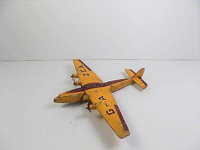 Dinky Toys British 40 Seater Air Liner Good Condition Extremely Rare !