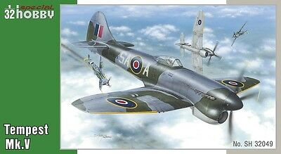 SPECIAL HOBBY 32049 Hawker Tempest Mk.V in 1:32