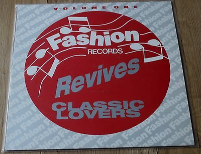 Fashion records revives -  classic lovers - Volume One - A Fine Reggae LP