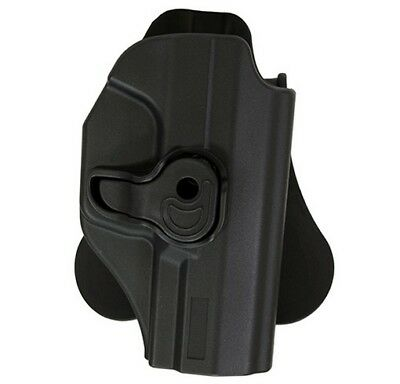 Bulldog Cases RR-WP99 Black RH Rapid Release Holster Fits Walther P99
