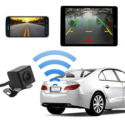 WIFI in Car Wireless Rear Camera Backup Reverse Parking Safety for iPad MA762