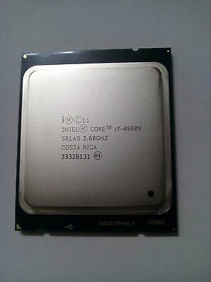 Intel Core i7-4960X SR1AS Extreme Edition 6 Kerne Turbo 4GHz S: 2011  x79 OEM