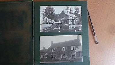bristol leigh woods postcards x30 caves , mystery album , of age, clean cards