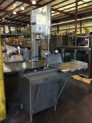 Hobart 5614 Meat Saw Commercial Buthcher Supply