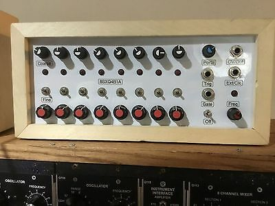 8 Step Analog Sequencer for Modular Synthesizer