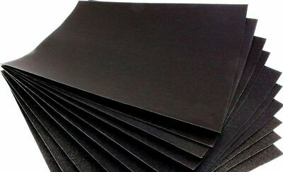 Grit 2000 Wet And Dry Sandpaper P2000 Ultra Fine Sand Paper - Free P&P