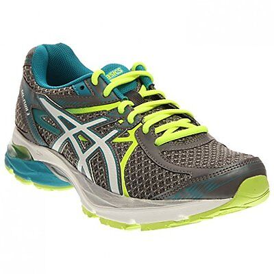 ASICS Gel-Flux 3 Titanium/White/Enamel Blue Running, Cross Training Womens Athle