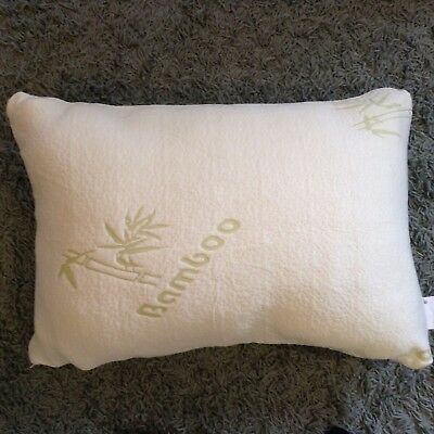 Bamboo and Memory Foam Pillow, Queen Size *Ex Demonstration*