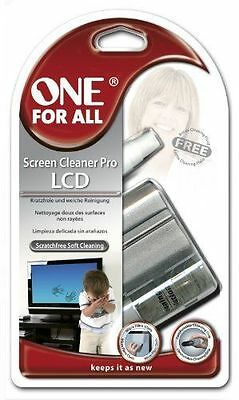 One for All SV 8450 Screen Cleaner Pro 20ml + 20ml FREE
