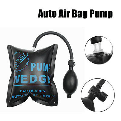 Car Pump Wedge Inflatable Shim Cushioned Auto Air Pump Hand Tool F Window Door