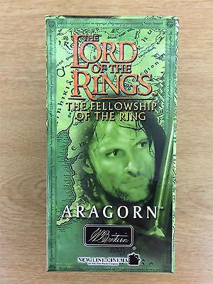 W. Britain Lord Of The Rings Fellowship Of The Ring Hand Painted Figure Aragorn